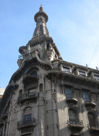 Buenos Aires, Confitería del Molino, Francisco Gianotti, Art Nouveau