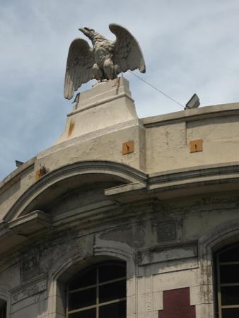 Buenos Aires, Barracas, El Águila, chocolate