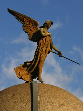 Buenos Aires, Recoleta Cemetery, Juan Gregorio Pujol