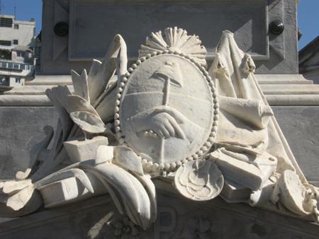 Recoleta Cemetery, Buenos Aires, Juan Bautista Alberdi