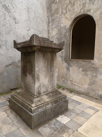 Recoleta Cemetery, Buenos Aires, Anchorena, oldest