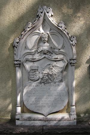 Cementerio Alemán, Alexander Asboth