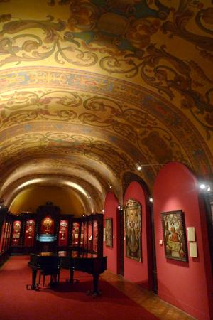 Buenos Aires, Retiro, Museo Isaac Fernández Blanco, Palacio Noel