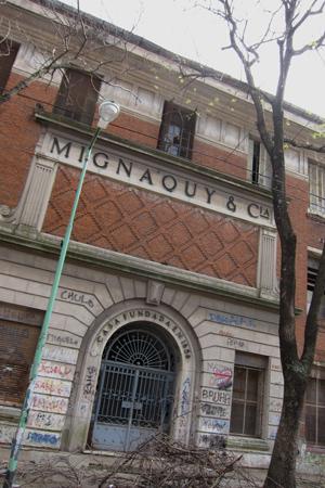 Argentina, Buenos Aires, La Boca, warehouse, Mignaquy & Cía