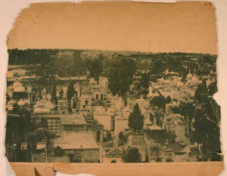Recoleta Cemetery, Buenos Aires, Archivo General de la Nación