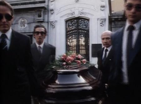 Recoleta Cemetery, Apartment Zero, Colin Firth