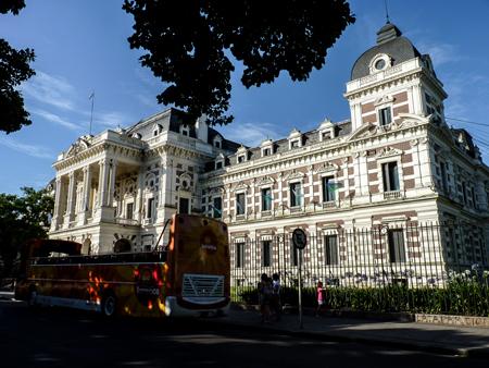 La Plata, Casa de Gobierno, Julio Dormal