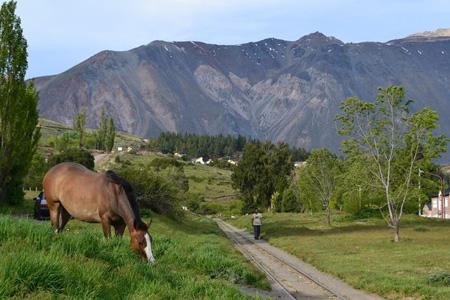 Patagonia, Esquel, scenery, Guardians of Recoleta