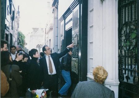 Recoleta Cemetery, Buenos Aires, Liza Minnelli