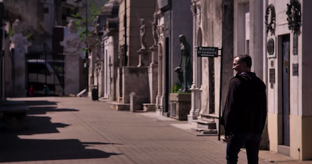 Recoleta Cemetery, Buenos Aires, Somebody Feed Phil, Netflix, Phil Rosenthal