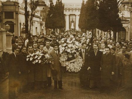 Buenos Aires, Recoleta Cemetery, José Félix Uriburu