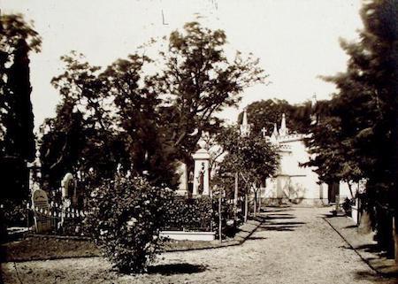 Buenos Aires, Recoleta Cemetery, Witcomb Collection