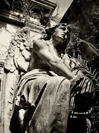 Recoleta Cemetery, Buenos Aires, Marcelo Metayer