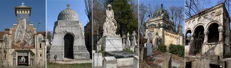 Romania, Bucurešti, Bucharest, Bellu Cemetery