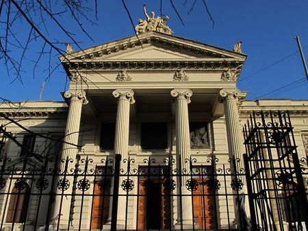 Legislatura, La Plata, Carlos Nordmann