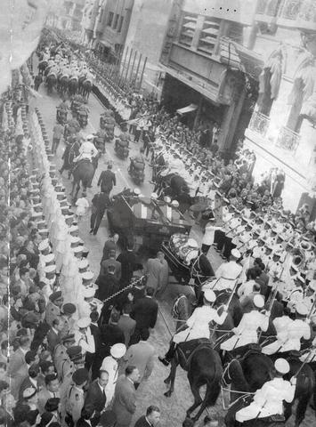 Eduardo Lonardi, funeral, CeDInCI