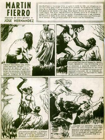 José Hernández, Martín Fierro