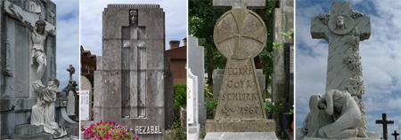 España, Spain, cemetery, cementerio, Polloe, San Sebastián, Donostia
