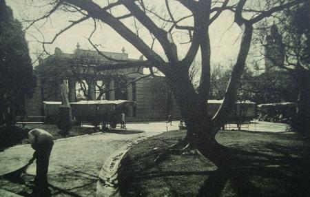Buenos Aires, Fototipias Peuser, Recoleta Cemetery